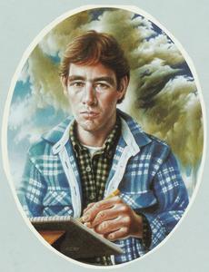 Portret van Kik Zeiler (1948- )
