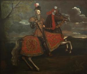 Ruiterportret van Reinout van Brederode (1493-1556)
