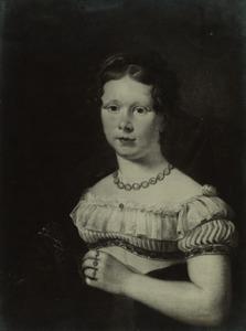 Portret van Johanna Everdina Nagtglas Versteeg (1792-1834)