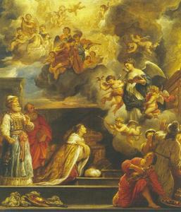 Salomo's gebed om wijsheid (1 Koningen 3:4-15
