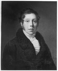 Portret van Joost Taets van Amerongen (1792-1853)