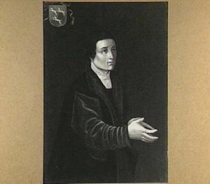 Portret van Cornelis de Witt (1485-1537), echtgenoot van Beatrix van Slingelandt