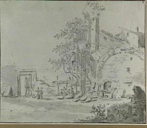 Klassieke ruïnes