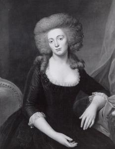 Portret van Laurentia Clara Elisabeth van Haeften (1747-1819)
