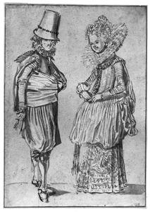Man en een vrouw
