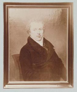 Portret van Jacob Wijs (1787-1863)