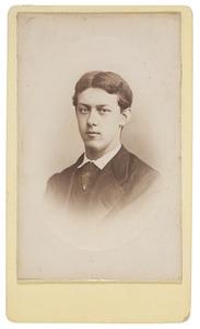 Portret van Otto baron van Hogendorp (1858-1936)
