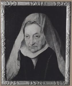 Portret van Sofonisba Anguissola (1532-1625)