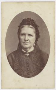 Portret van Johanna Pot (1814-1889)