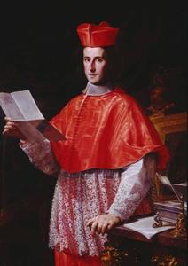 Portret van Kardinaal Pietro Ottoboni (1667-1740)