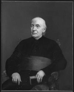 Portret van Gerardus Hartman (?-1907)