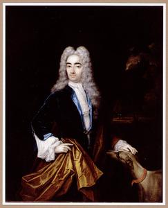 Portret van een man, mogelijk Henry Bentinck (1682-1762)