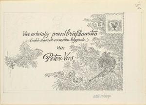 Brief aan Renate Rubinstein in Amsterdam, kaart 1