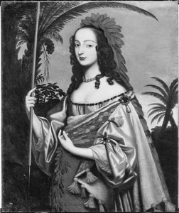 Portret van Sophia van de Palts (1630-1714)