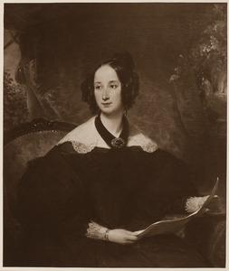 Portret van Elizabeth Margaretha Swillens (1789-1879)