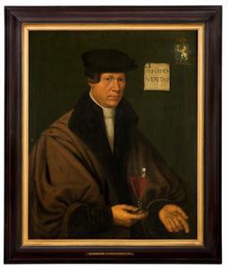 Portret van Willem Jacobsz. Ruychaver