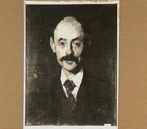 Portret van de schilder Marinus van Raalte (1872-1944)