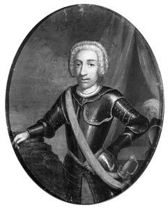 Portret van Leopold Casimir van Rechteren (1717-1778)