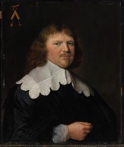 Portret van Guillielmo Bartolotti van den Heuvel (1602-1658)