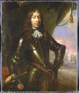 Portret van Willem Joseph van Gendt I (1626-1672)