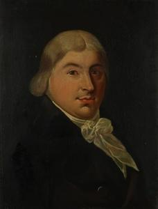 Portret van Johan Frederic Hoffmann (1759-1825)