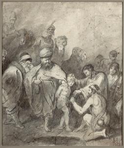 Jozef door zijn broers verkocht aan de Medianieten