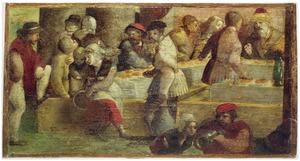 De parabel van het grote feestmaal (Lucas 14:16-24)