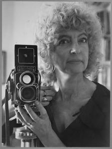 Zelfportret van Marianne Dommisse
