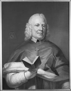 Portret van Petrus Johannes Meindaerts (1684-1767)