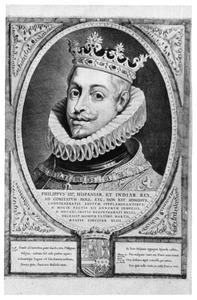 Portret van Philips III van Habsburg (1578-1621)