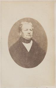 Portret van Tjalling Halbertsma (1792-1852)