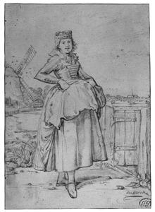 Boerin uit Alkmaar