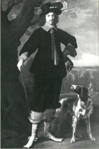 Portret van de graaf van Egmont
