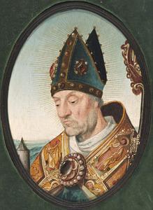 Een onbekende heilige bisschop