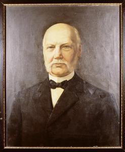 Portret van Derk Aderjanus Swens (1837-1916)