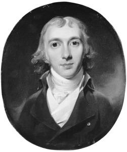 Portret van Hermanus Petrus Hoog (1769-1847)