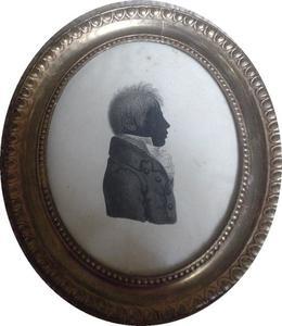 Portret van een jonge man, mogelijk een zoon van Johannes Linthorst Homan (1758-1847)