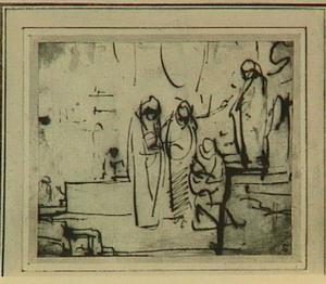 De Presentatie in de tempel (Lucas 2:22-40)