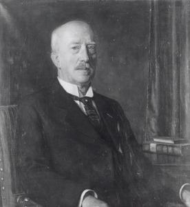 Portret van Pieter Kleijnhens (1852-1928)