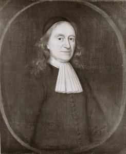 Portret van Lehnhardus Offerhaus (1622-1698)