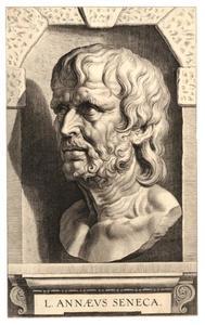 De buste van Seneca