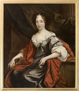 Portret van Anne Villiers ( -1688)