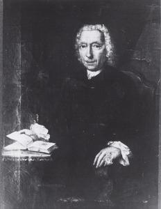 Portret van Rijklof Michael van Goens (1670-1758)