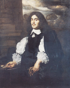 Portret van Jan van Male