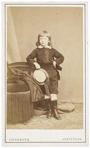 Portret van Herman Karel Westendorp (1868-...)