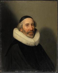 Portret van een 76-jarige man