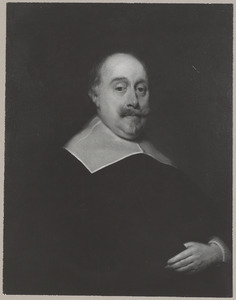 Portret van Steven Becker (1592-1670)