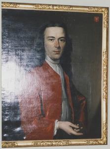Portret van een man, waarschijnlijk Johan Engelen (1701-1790)