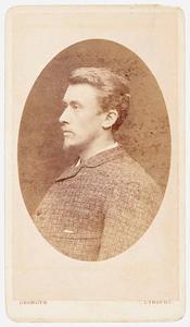 Portret van G.A.F. Molengraaff
