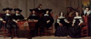 Regenten Oude Mannen- en Vrouwengasthuis te Amsterdam